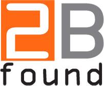 2B Found logo