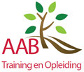 AAB Training en Opleiding logo
