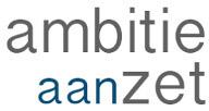 Ambitie aan zet logo