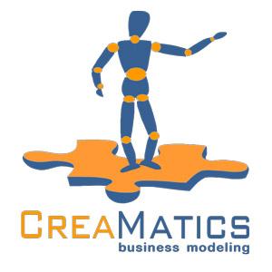 CreaMatics logo