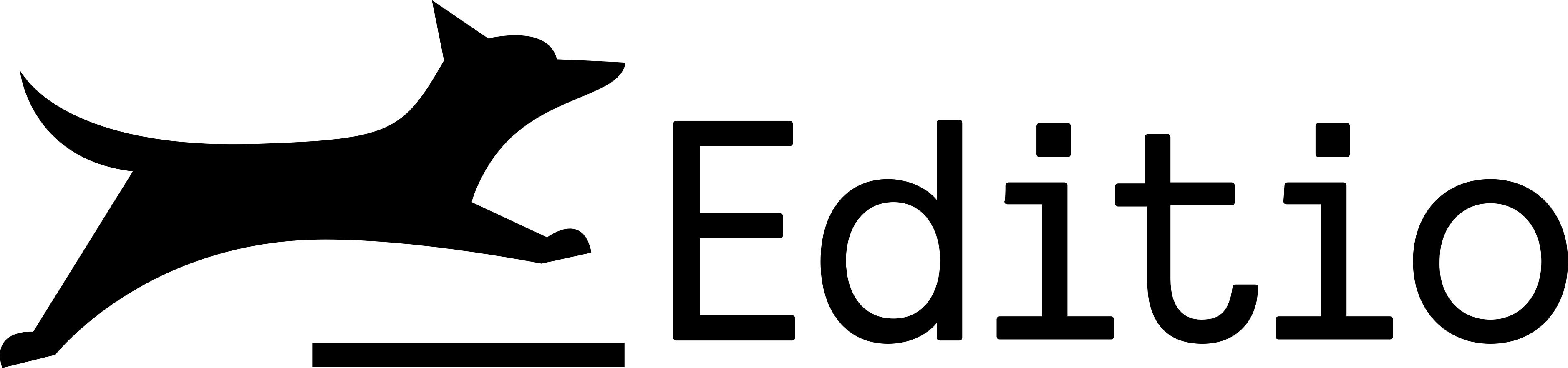 Editio logo