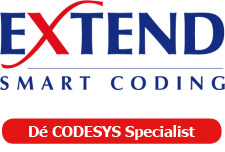 Extend Smart Coding logo