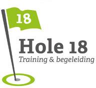 Hole 18 Training & Begeleiding logo