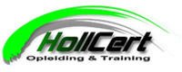 Hollcert logo