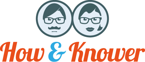 How & Knower logo