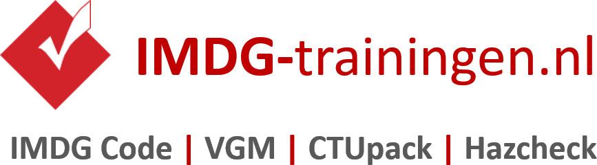 IMDG Trainingen logo