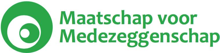 Maatschap voor Medezeggenschap logo