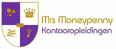 Mrs Moneypenny Kantooropleidingen logo