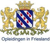 Opleidingen in Friesland logo