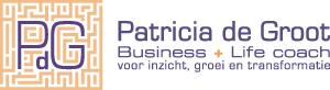 Patricia de Groot - Business + Life coach logo