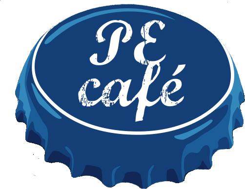 PE-Café  logo