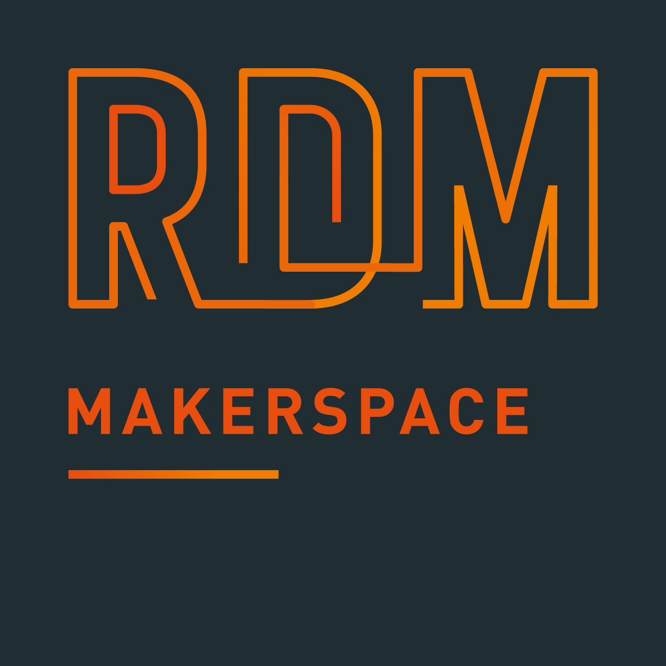 RDM Makerspace logo