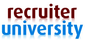 Recruiter University logo