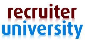 Recruiter University logo