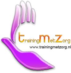 Training met zorg logo