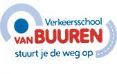 Verkeersschool van Buuren logo