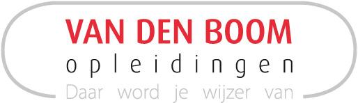 VAN DEN BOOM opleidingen logo