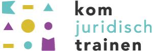 Kom juridisch trainen logo